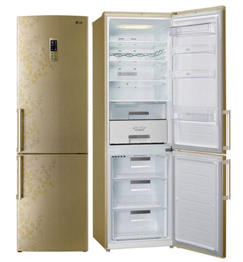 Красивый дизайн холодильника