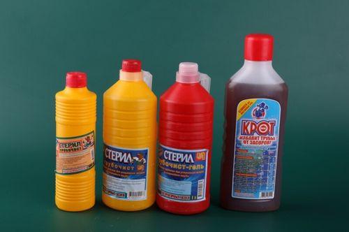 Специальные средства для чистки