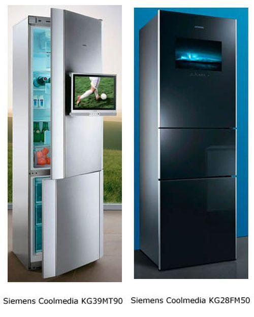Выбираем холодильник с телевизором