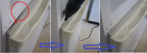 Замена резинки на холодильнике своими руками: фото и видео инструкция