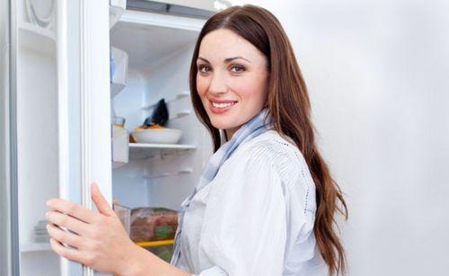 Чем мыть холодильник?