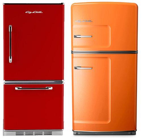 Выбираем цвет холодильника