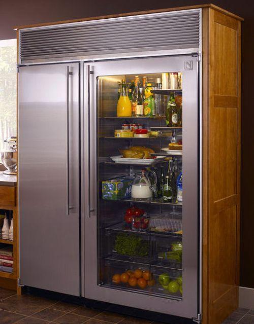 самый большой двухкамерный холодильник