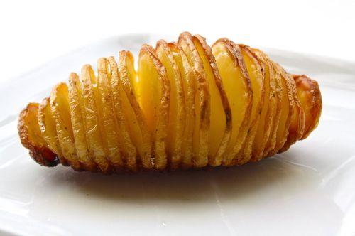 Как в приготовить картофель в микроволновке в пакете #10