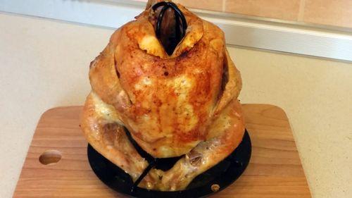 в Как приготовить микроаолновки курицу