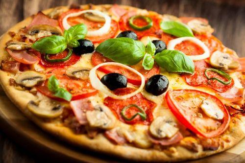Как в домашних условиях сделать пиццу в микроволновке