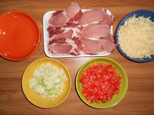 мясо по-французски рецепт фото пошаговый рецепт