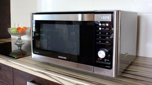Современная микроволновая печь