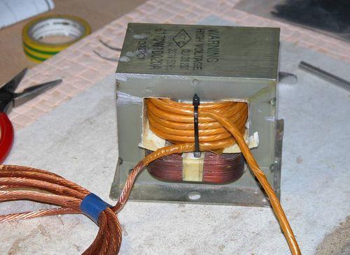 Блок трансформатора