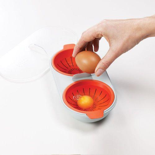 Процесс приготовления яйца-пашот