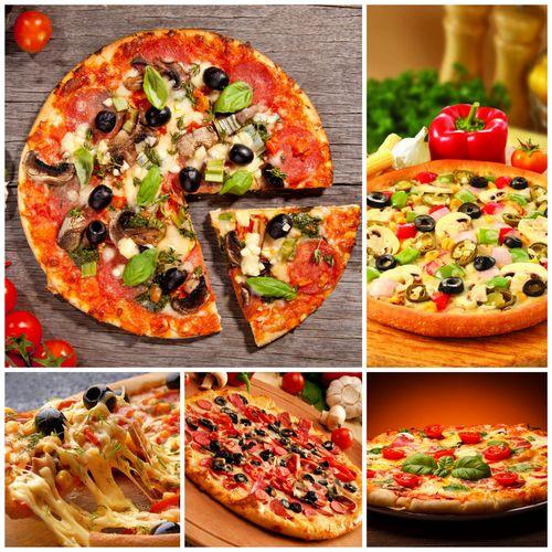 Пицца на ужин