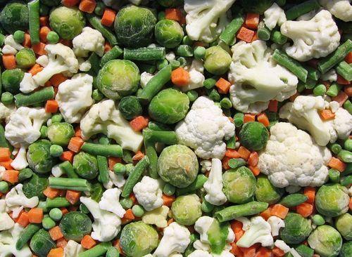 Готовый набор овощей