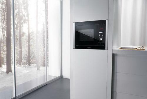 Микроволновка встроенная в шкаф