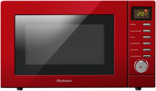 Микроволновая печь Rolsen MG-2080TH Red