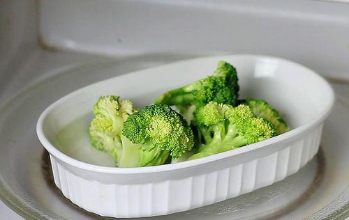 Приготовление брокколи