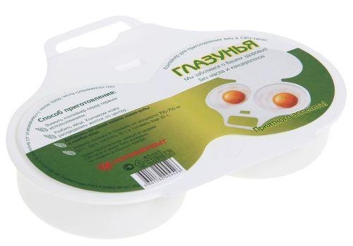 Форма для яичницы в СВЧ печи