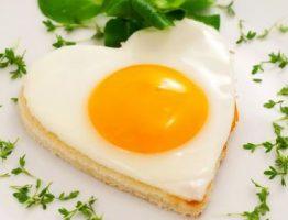 Глазунья - быстрый и сытный завтрак