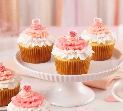 Капкейки на десерт